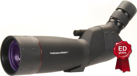 Helios Spotting Scope Fieldmaster ED80 20-60x80 Dual Speed Waterproof