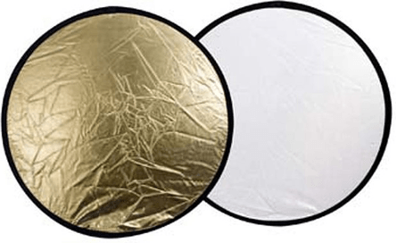 Falcon Eyes Reflectiescherm CFR-42GS Goud/Zilver