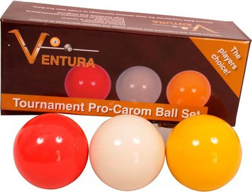 Ventura Tournament Carambole Ballen