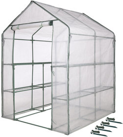 Nature Serre Hobby foil greenhouse