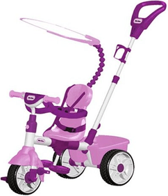 Little Tikes Tricycle - Evolutif 4 En 1