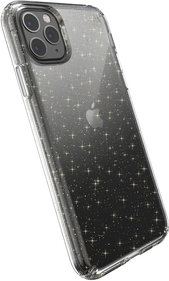 Speck Presidio Glitter telefoonhoesje - Apple iPhone 11 Pro Max