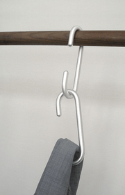 Duo Design C-Hook kapstokhaak