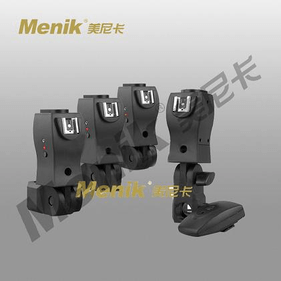 Menik T-7 Flash shoe holders 3x with Trigger