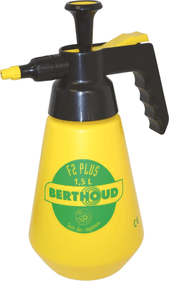 Berthoud F2 Plus handspray