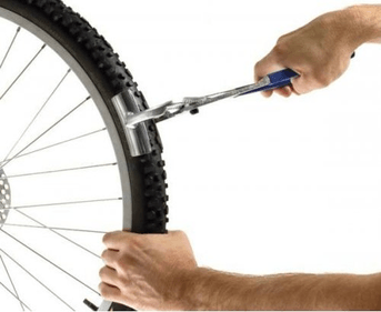 Park Tool PTS-1 tire collector