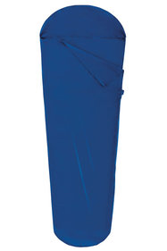 SHEET-SLEEPINGBAG PRO LINER MUMMY blue