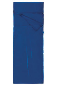 SHEET-SLEEPINGBAG PRO LINER SQ blue