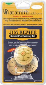 Jim Rempe Pool Trainingbal