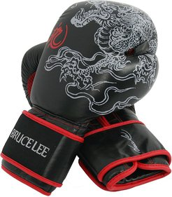 Bruce Lee Dragon Deluxe boxing gloves