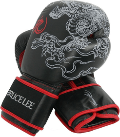 Bruce Lee Dragon Deluxe gants de boxe