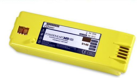 Cardiac Science Batterij Powerheart G3 Plus