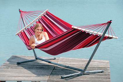Amanzonas Summer Single Hammock with stand