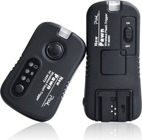 Pixel TF-363 Pawn 3-in-1 Flash and Shutter Trigger for Sony Alpha DSLRs
