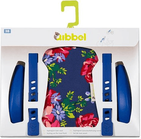 Qibbel Styling Set Luxury Front Seat Blossom Roses