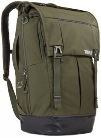 Thule Paramount Backpack 29L Flapover (Forest Night)