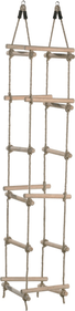 Gardexo 4-sided rope ladder