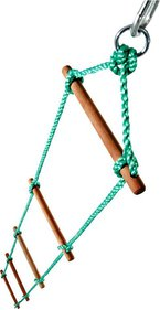 Plum Rope Ladder