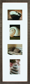 Henzo Driftwood Gallery 4 multi-photo frame