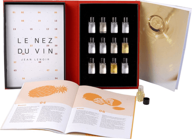 Le Nez du Vin J. Lenoir Fragrance Box White Wine