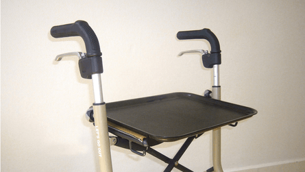 Trust Care Lets Go Out Rollator - Tray