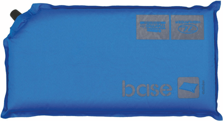 Highlander Base self-inflating cushion