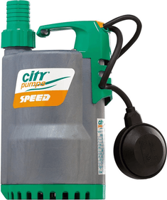 City Pumps Speed ​​30M Bomba submersa