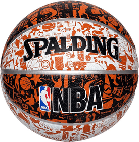 Spalding Graffiti basketbal