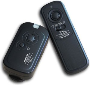 Pixel Wireless Remote Control RW-221 / N3 Oppilas for Canon
