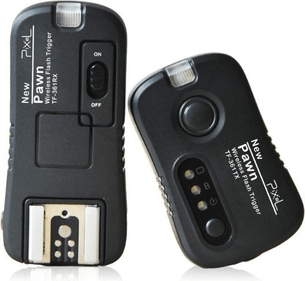 Pixel Radio Trigger Set Pawn TF-361 for Canon