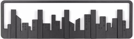 Umbra Skyline wall coat rack