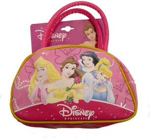 Princess handlebar bag