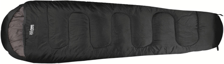 Highlander Sleepline 250 Mummy Sleeping Bag - Grape Juice