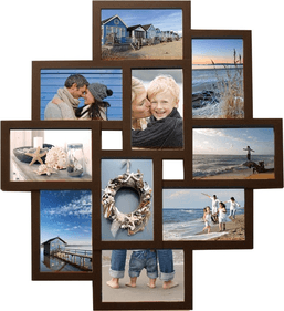Henzo Holiday multi-photo frame 10