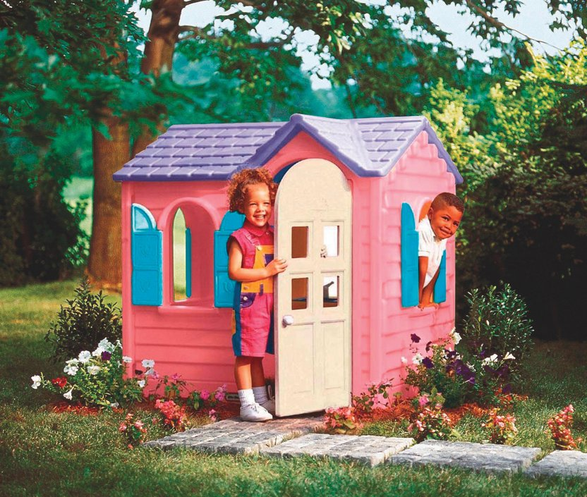 Little Tikes Cottage Roze