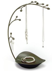Umbra Orchid jewelry rack