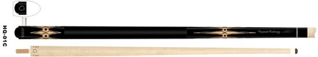 Raymond Ceulemans HQ-01C Carom billiard cue