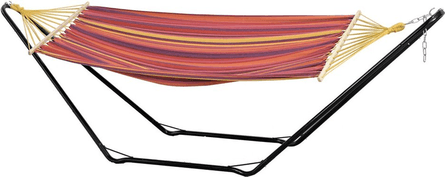 Amazonas Beach hammock with stand