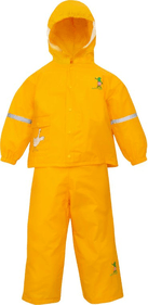 Willex Children's Rain Suit Groda och Vänner