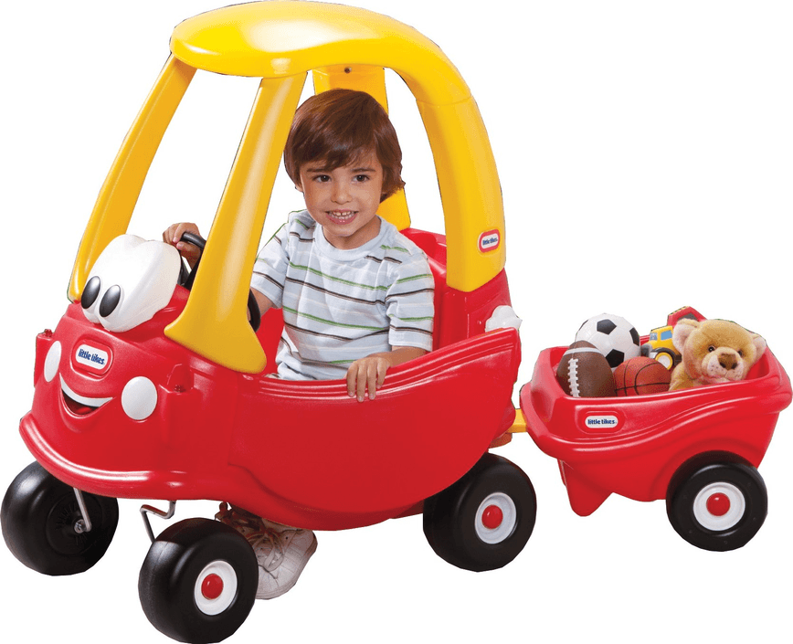 Want To Buy Little Tikes Cozy Coupe Trailer Frank