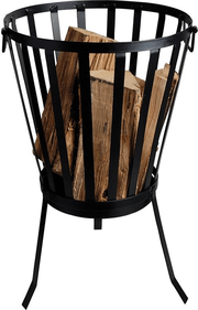 Esschert Design Fancy Flames Fire Basket