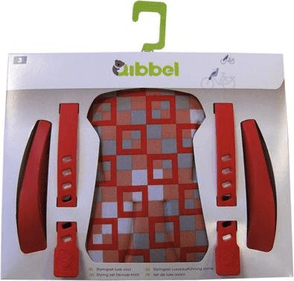 Qibbel Stylingset Luxe Front Seat Checkat
