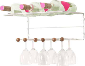 PT Saturn wine rack