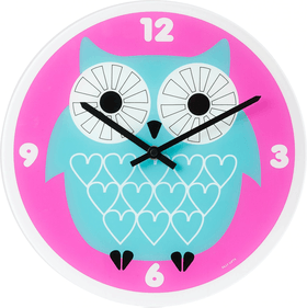 Silly Wall Clock Uil