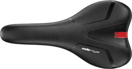 Selle Royal Seba 144mm Black