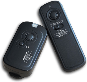 Pixel Wireless Remote Control RW-221 / S1 Oppilas for Sony