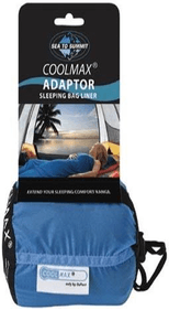 Sea to Summit Sleeping Bag Liner AREACTOR Reactor Thermolite