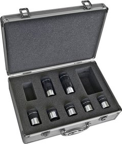 Bresser Eye piece set with suitcase