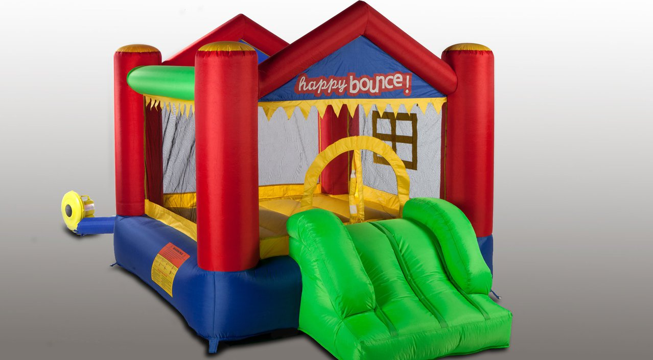 Avyna Happy Bounce Party House Fun