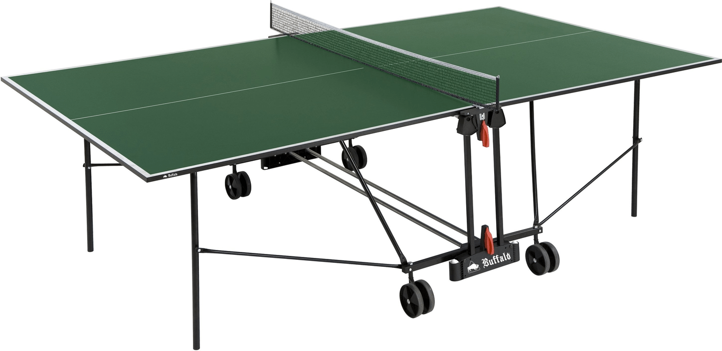 Buffalo Basic Outdoor tafeltennistafel groen
